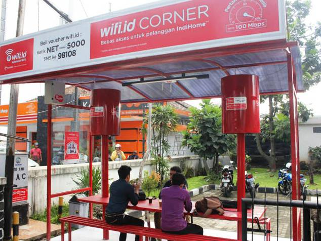 Cara Login Wifi Id di HP atau Laptop